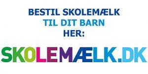 Skolemælk banner